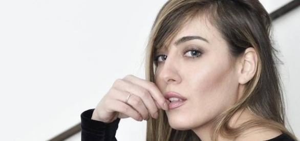 L'attrice napoletana Paola Saulino