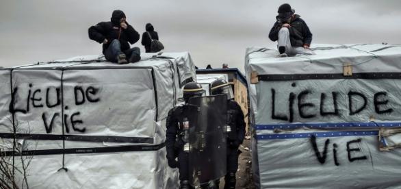 La jungle de Calais la fin approche