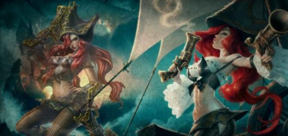 League of Legends-Miss Fortune by Destinyluna123 on DeviantArt - deviantart.com