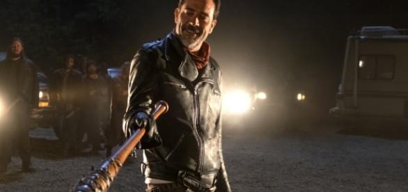 Estreia da sétima temporada de TWD revela a vítima de Negan (Foto: CW/Divulgação)