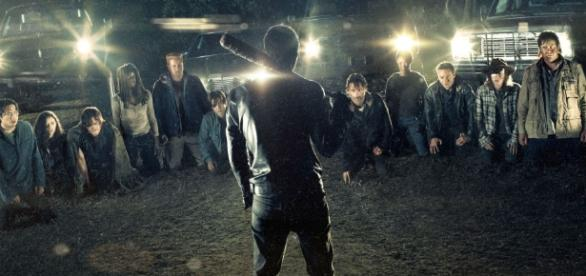 The Walking Dead season 7 gets a UK air date - and a new image of ... - digitalspy.com