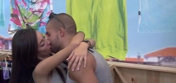 Adara y Pol protagonizan el primer edredoning de 'Gran Hermano 17' - europapress.es