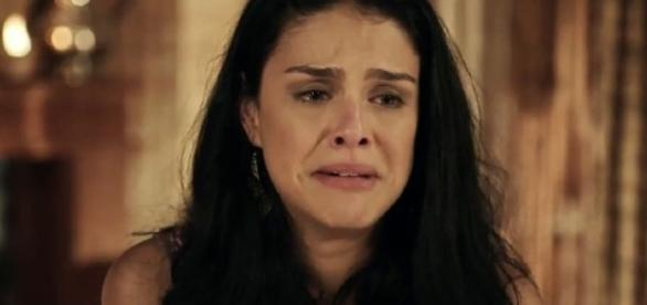 Atrir interpreta, pela primeira vez, uma personagem assassina.