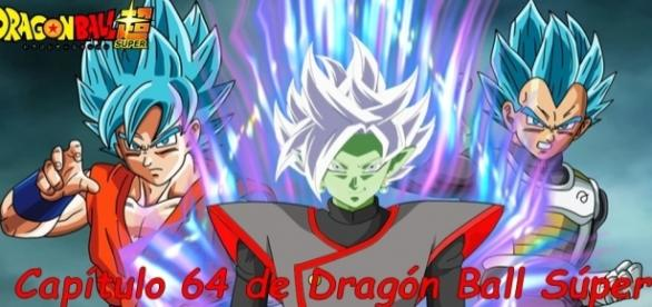 Capitulo 64 deDragón Ball Super