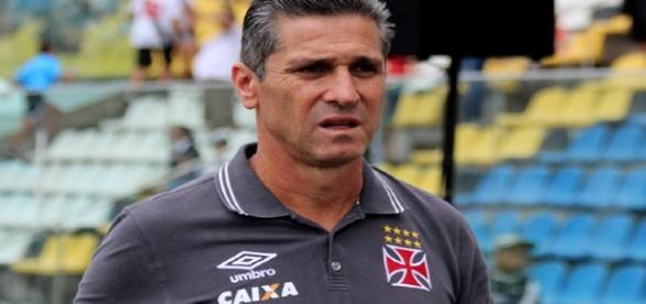 Jorginho, técnico do Vasco da Gama