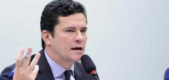 Juiz federal Sérgio Moro, responsável pela operação Lava Jato
