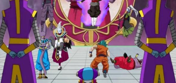 Nueva saga en Dragon Ball super.