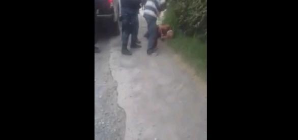 Pobladores toman la justicia por sus propias manos mutilando a varios delincuentes.