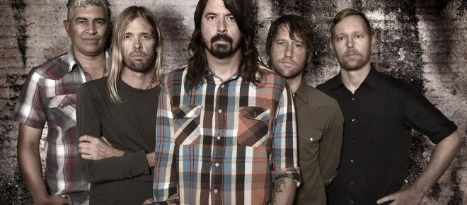 Foo Fighters de regresso aos palcos portugueses