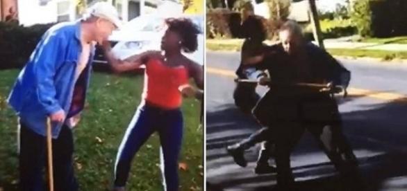 Adolescentes foram presas nos EUA por agredirem um idoso de 62 anos de idade.
