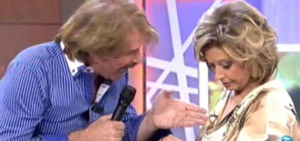 Bigote Arrocet se declara a María Teresa Campos en ¡Qué tiempo tan ... - elconfidencial.com