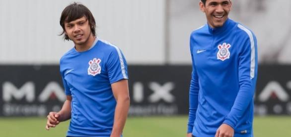 Romero e Balbuena, do Corinthians