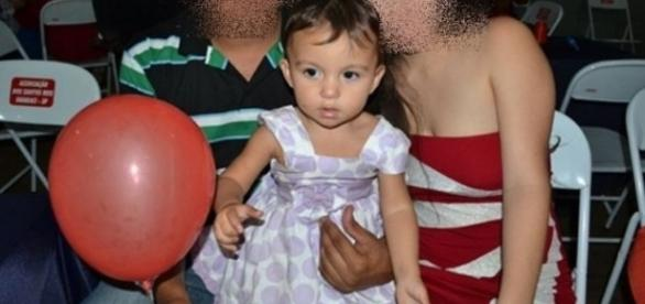 Criança de 2 anos morreu afogada dentro de tanquinho