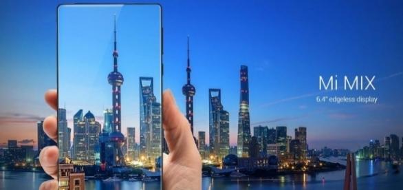 El Xiaomi Mi Mix nos muestra lo que podrían ser los smartphones del futuro