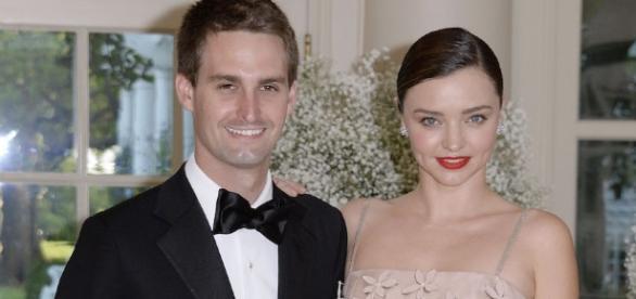 Miranda Kerr va épouser le PDG de Snapchat | www.directmatin.fr - directmatin.fr