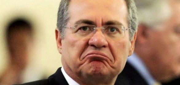 Renan Calheiros está irritado com ação da Polícia Federal no Senado