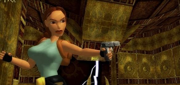 Tomb Raider (1996) - der Beginn einer erfolgreichen Spieleserie