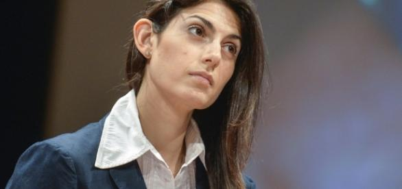 Virginia Raggi, movimento 5 stelle.