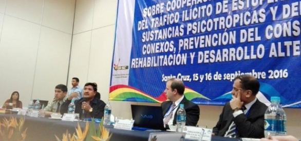 Argentina y Bolivia acordaron intercambio de información, capacitación de oficiales y desarrollar un plan para reducir la demanda (Foto: Sedronar)