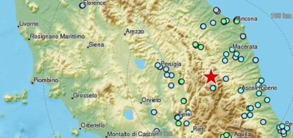Cutremurul din aceasta seară s-a resimţit la Roma