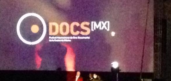Director artístico y ejecutivo de festival Pau Montagud e Inti Cordera respectivamente.