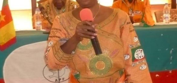 La présidence Madame Alice Sadio de l'AFP