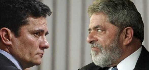 ONU teria aceitado denúncia de Lula contra Sérgio Moro (Foto: Reprodução)
