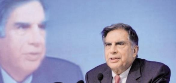 Ratan Tata the man who ousted Mistry photo sourced via Blasting News creative commons library