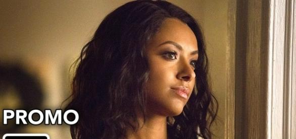 The Vampire Diaries 8x02: Bonnie fará tudo para ter Enzo de volta (Foto: CW/YouTube)