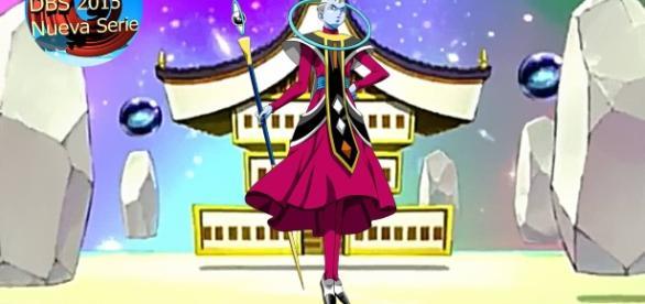 Wiss-sama, asistente de dios de la destruccion