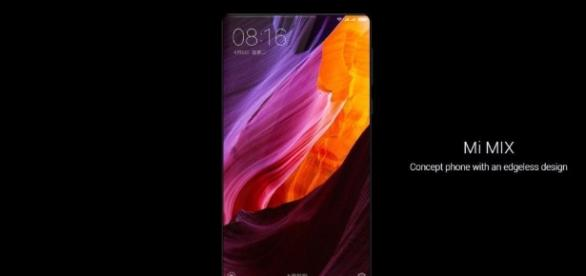 Xiaomi Mi Mix anunciado em pequim