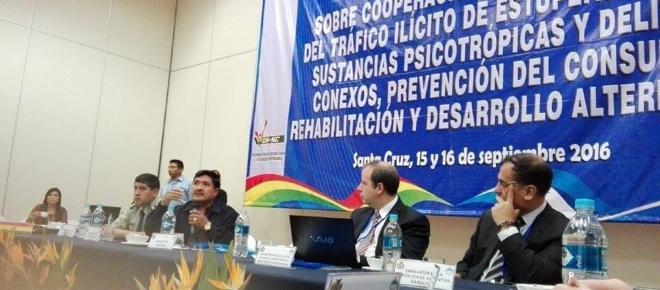 Bolivia y Argentina reiteran compromiso de prevenir el narcotráfico