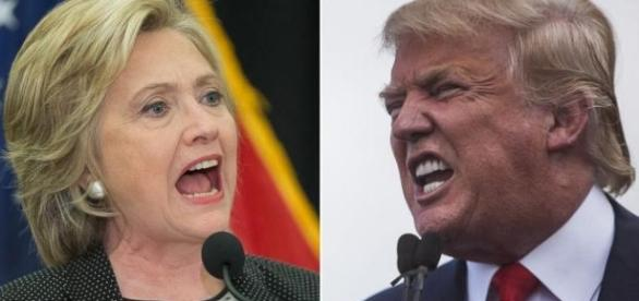 How have two bad candidates become front runners for two of the biggest powerhouses in the US ?