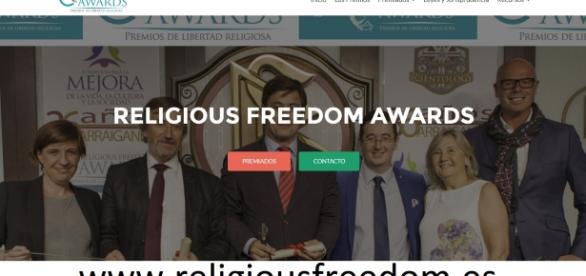 Presentación de la web www.religiousfreedom.es