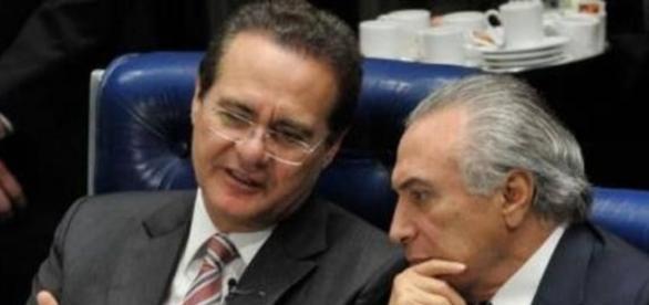 Renan dá indireta para Michel Temer demitir o ministro da Justiça