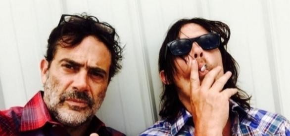 The Walking Dead saison 7 : Daryl bras droit de Negan?