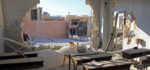 Unicef denuncia la muerte de 22 niños en un ataque aéreo en Siria ... - elpais.com