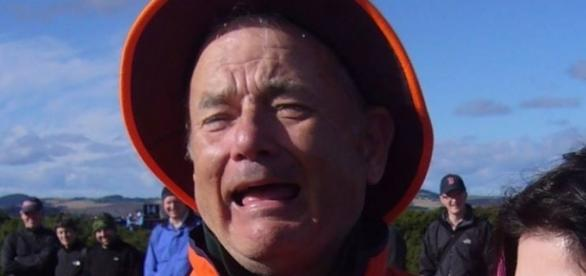Afinal, este é Tom Hanks ou Bill Murray?