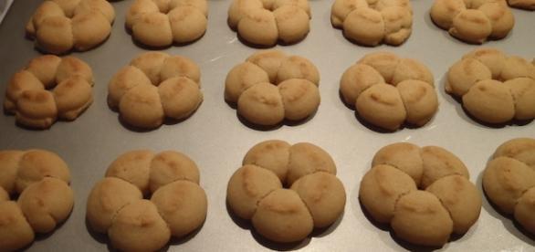 Biscotti integrali con il miele