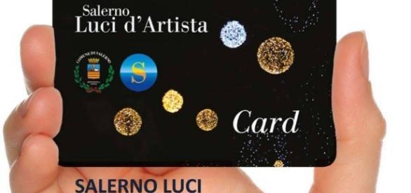"""Card Luci d'Artista"""": ecco di cosa si tratta"""