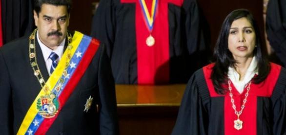 El TSJ declara a maduro venezolano