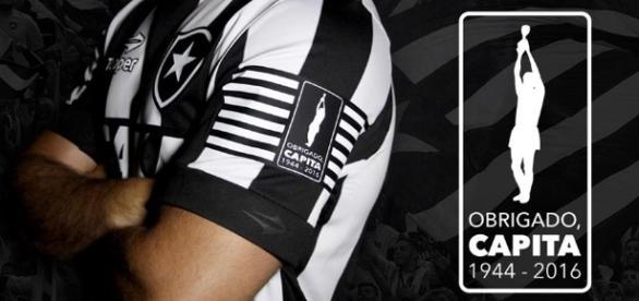 Jogadores usarão a camisa com a braçadeira no primeiro tempo