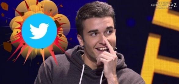 Lluis, hermano de Pol, arremete contra Jorge Javier en Twitter