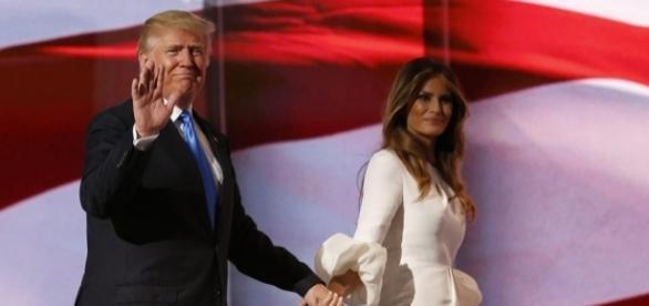 Melania Trump e il discorso copiato da Michelle Obama - Panorama - panorama.it