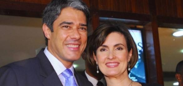 O casamento de Bonner e Fátima chegou ao fim