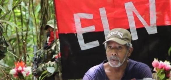 O ex-parlamentar está em posse do ELN desde abril, quando ele aceitou ser moeda de troca por seu irmão sequestrado em 2013.