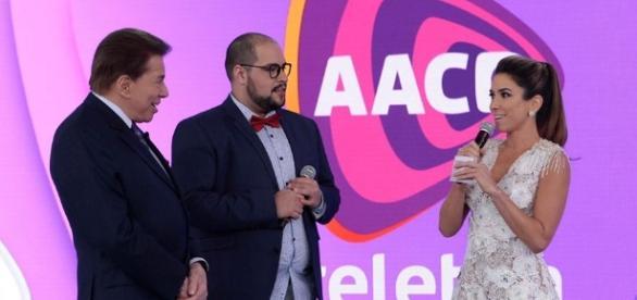 SBT, Globo, Record e TV Cultura juntas pelo Teleton 2016