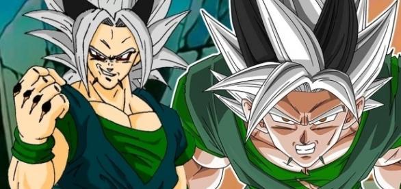 Zaiko, fils de Goku et de Kaioshin !