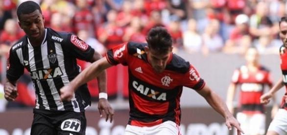 Atlético e Flamengo fazem um duelo decisivo na briga pela vice-liderança do Brasileirão 2016.