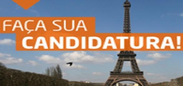 Bolsas de estudo na França de até 1.400 euros